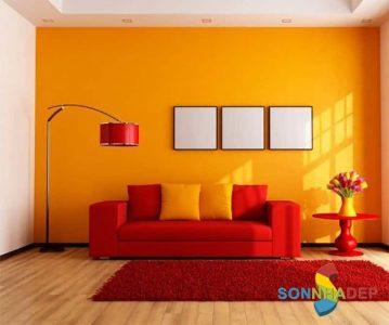 Dịch vụ sơn nhà tại quận 6