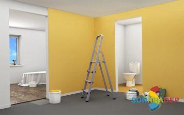 Thợ sơn nhà ở tại quận 2