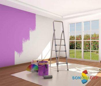 Thợ sơn nhà tại Tân Bình